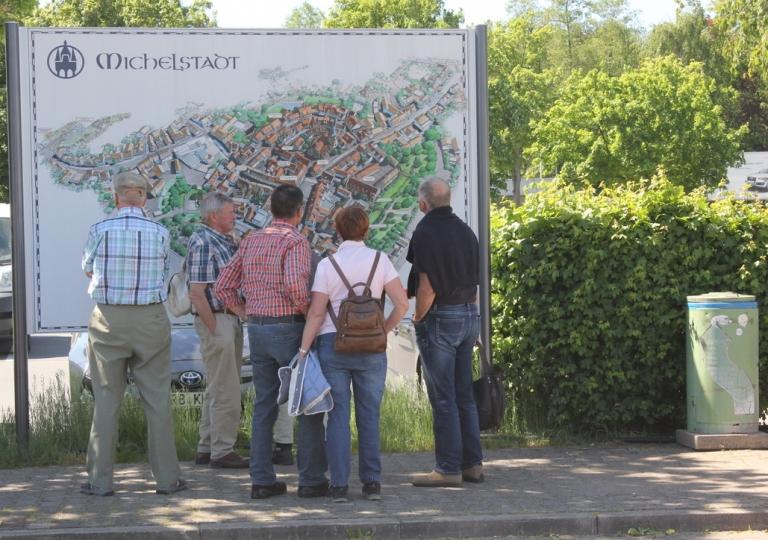 Ausflug in den Odenwald Mai 2018