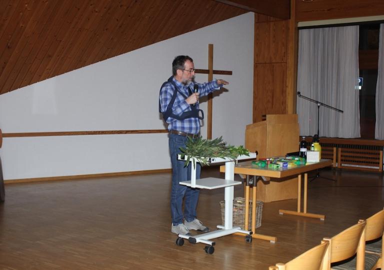 Vortrag Volker Kugel